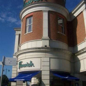 Carluccio's Restaurant, Canterbury