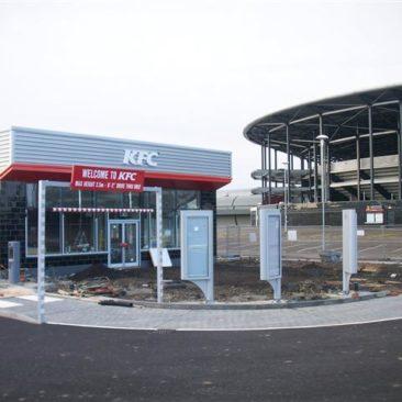 KFC, MK Dons Staduim, Milton Keynes